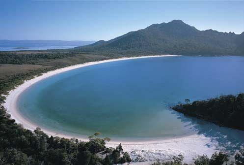 Wineglass Bay, Aus