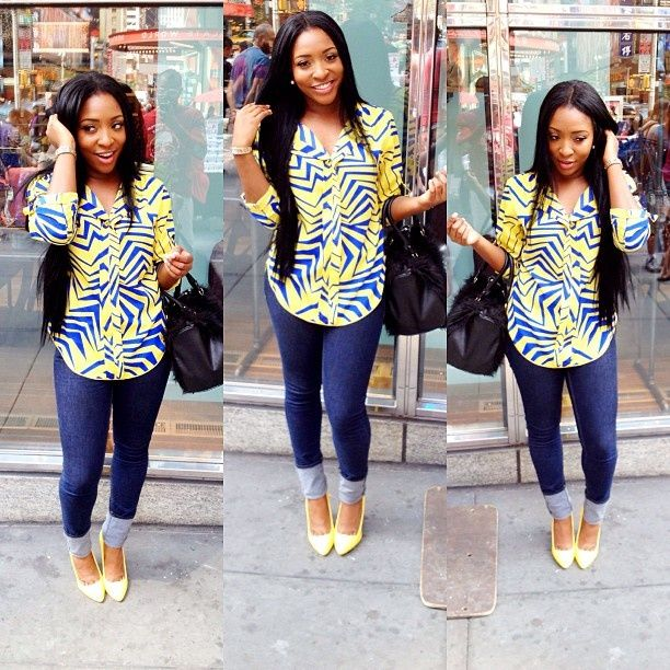 Best African Dress Designs 2014 (See Photos)