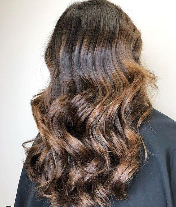 Cikolatali Karamel Sac Renkleri 2019 Hairstyles Hairstyles2019