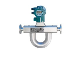 A Yokogawa coriolis mass flow meter, probably one of the most accurate flow meters we use.