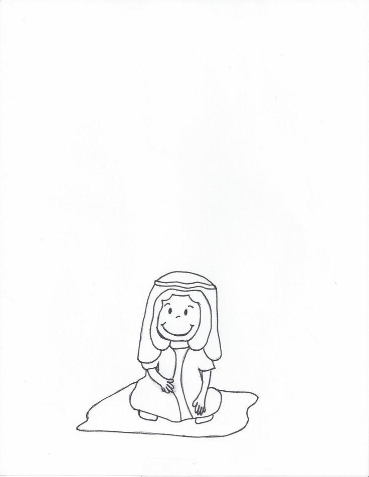 deborah judges 4 coloring pages - photo #45