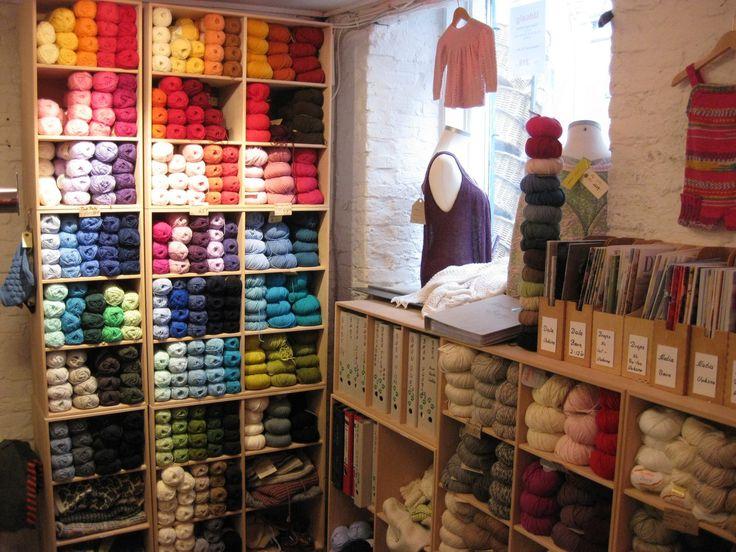 (Shop) Uldstedet #Copenhagen