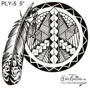 ChickTattoo.. Polynesian Flash Tattoo Designs