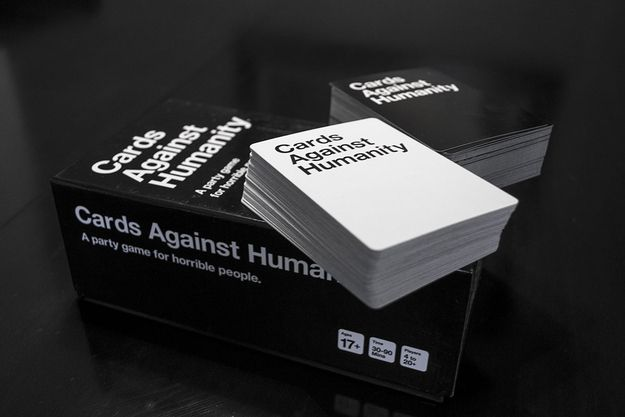 Print hack - Cards Against Humanity - The game is in the public domain so you can print it for free right from their website |  Amazingly Fun And Useful Things You Print For Free