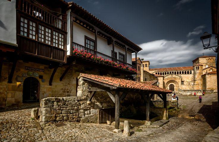 Santillana del Mar  #Cantabria #Spain