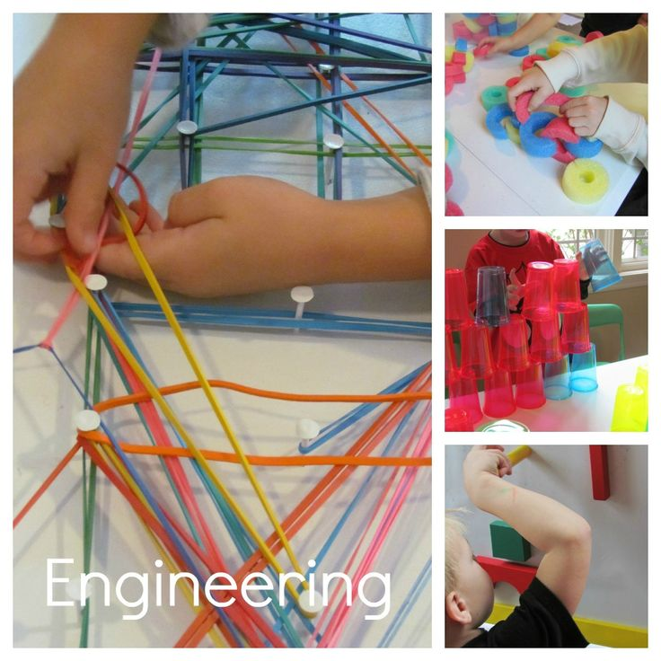 48 Best ECE Wonderment And Awe With STEM Images On