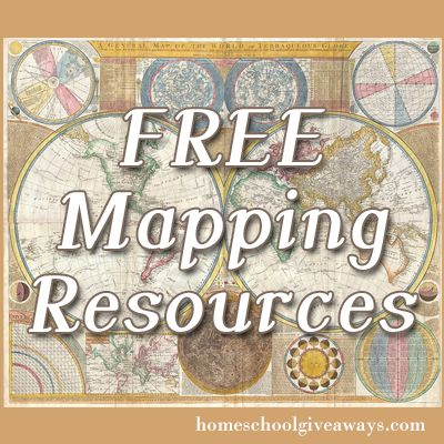 FREE Mapping Resources!