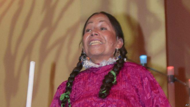 """Muere la actriz mexicana del entrañable personaje de """"La India María"""" - BBC Mundo"""