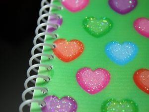 heart-notebook