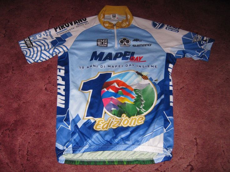 Mapei day 2014 #colnago santini #italian #cycling jersey [m] ,  View more on the LINK: http://www.zeppy.io/product/gb/2/291999596382/
