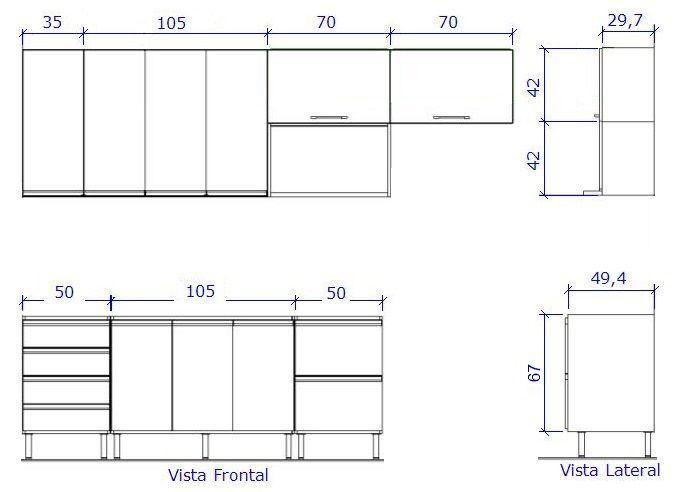 Artesanato Ucraniano ~ desenho tecnico puxador metalico perfil para armario de