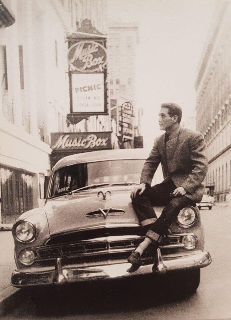 Paul Newman, 1953