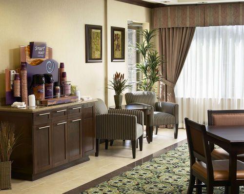 Holiday Inn Express & Suites Huntsville - Smart Roast Coffee Station