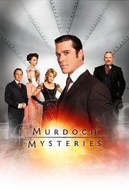Murdoch Mysteries (2008)  Crime Drama 8.1  In the 1890s, William Murdoch uses radical forensic techniques for the time, including fingerprinting and trace evidence, to solve some of the city's most gruesome murders.