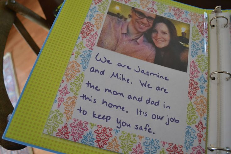 What is in the Welcome Book for foster children? - Foster Care Q&A