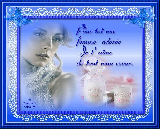 Cartes Journée de la Femme 2 - Créations Armony