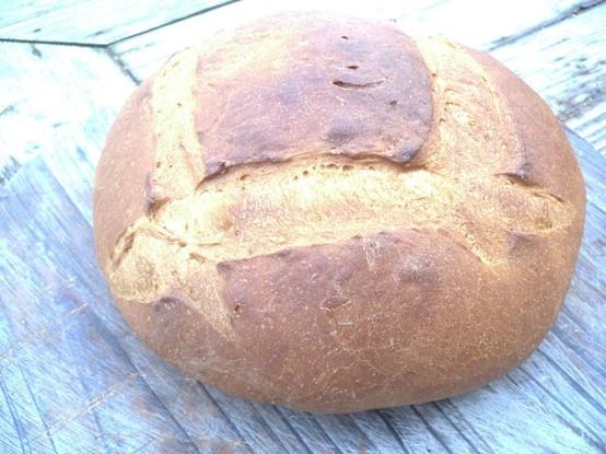 Zelfgebakken stokbrood