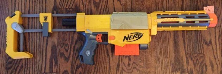 NERF N-STRIKE RECON CS-6  #NERF