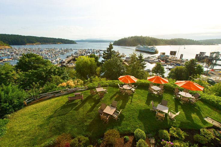 Friday Harbor House, San Juan Islands, WA