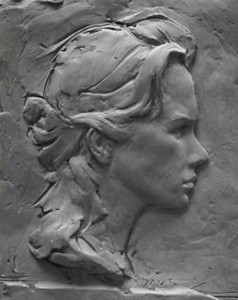 Scottsdale Artists School | Portrait and Figure Sculpture in Bas Relief | Online Registration