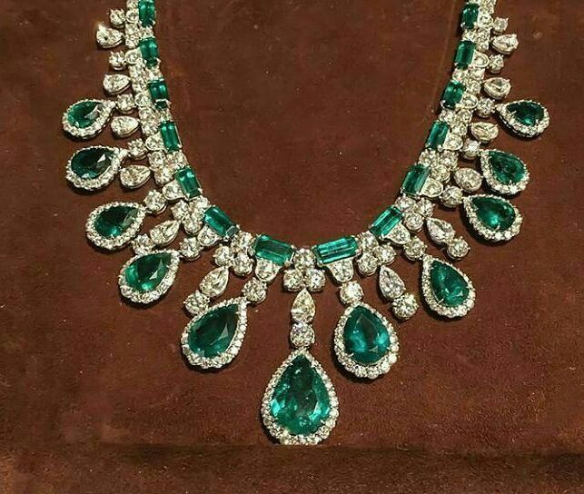 Emerald Necklace!!!