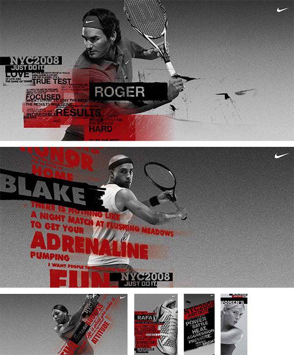 Nike Tennis - by Chris Pacetti