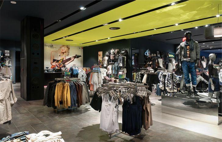 SANTO DOMINGO   Blue Mall   Bershka