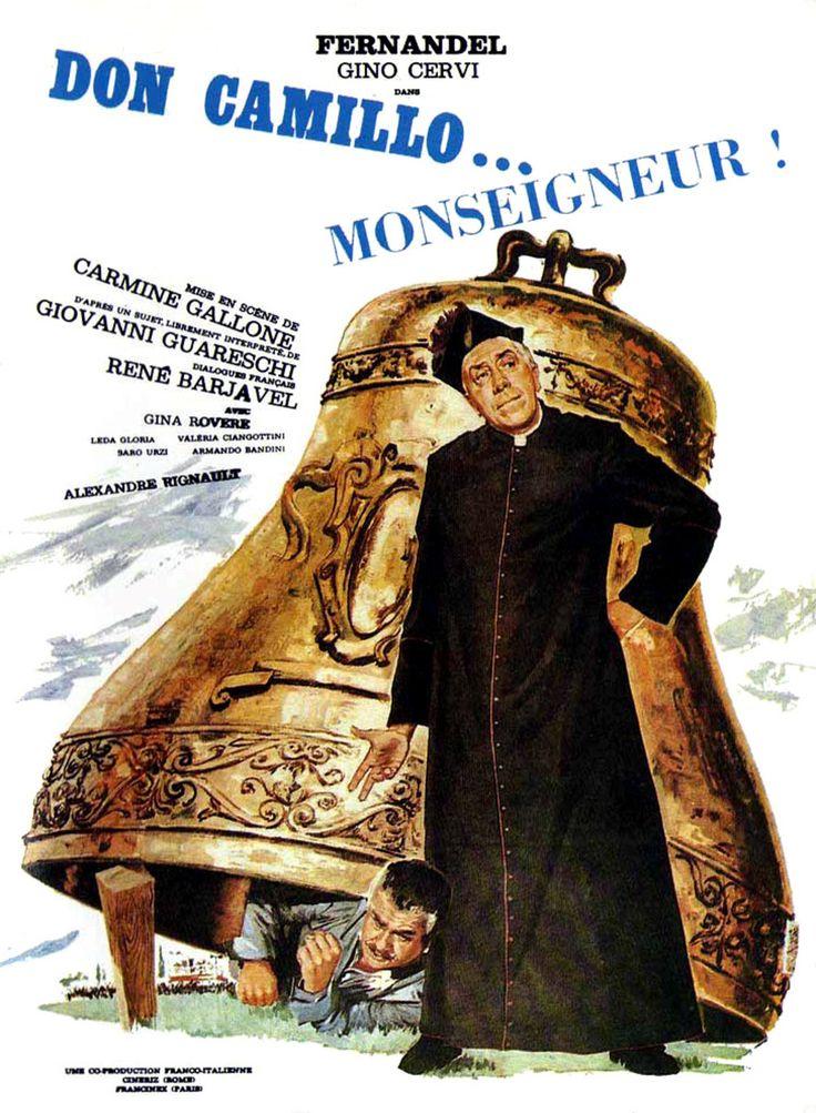 Don Camillo Monseigneur (Don Camillo monsignore… ma non troppo) est un film italien réalisé par Carmine Gallone et sorti en 1961.  C'est le quatrième opus de la série de films mettant en scène le personnage de Don Camillo. Don Camillo et Peppone sont devenus respectivement « Monsignore » et sénateur. Ils se rencontrent par hasard dans le train qui les ramène à Brescello.