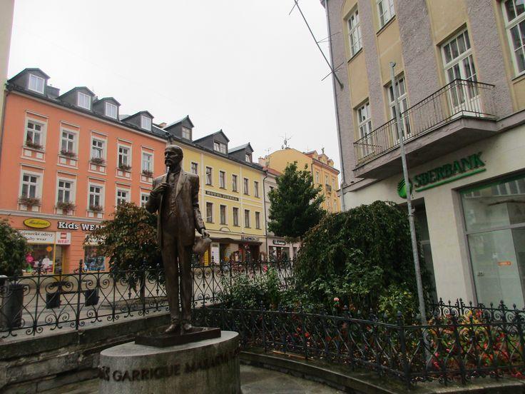 T.G.M. - Karlovy Vary - Česko