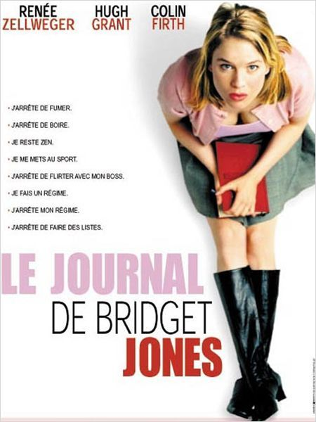 Le Journal de Bridget Jones - Renée Zellweger, Sharon Maguire