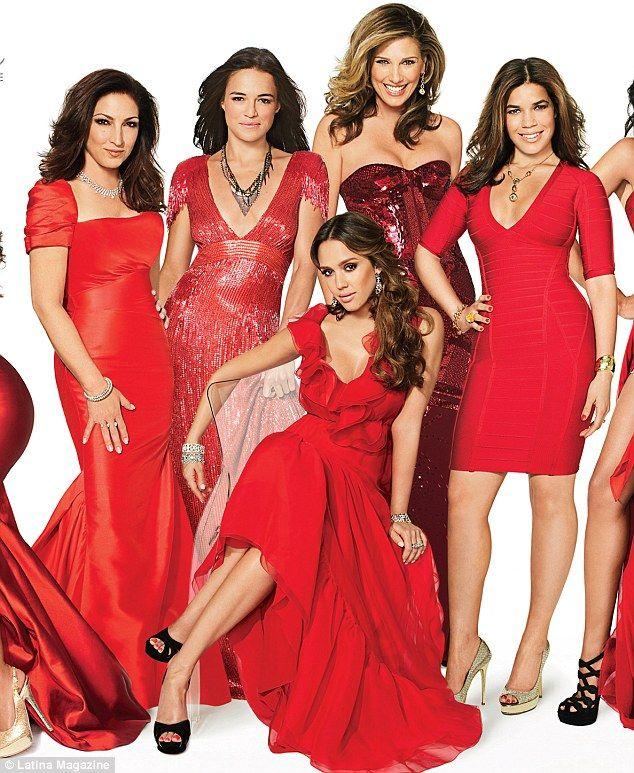 Latina housewives Nude Photos 15