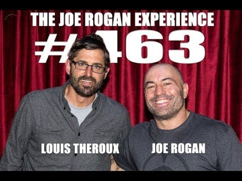 Joe Rogan Experience #463 - Louis Theroux - YouTube