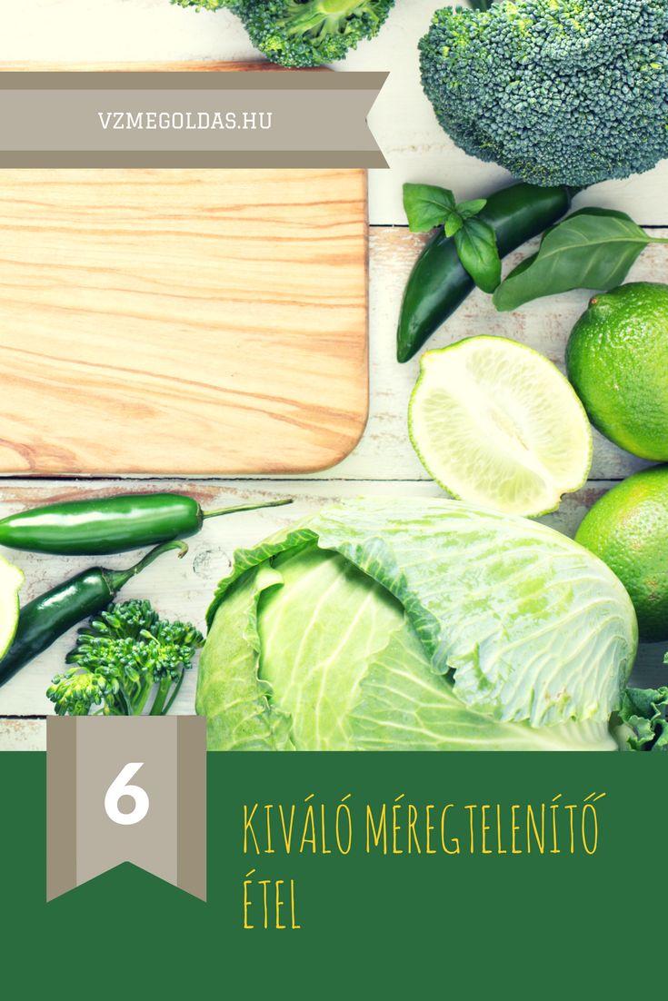 Tiszta ételek -  6 kiváló méregtelenítő étel, amit rendszeresen kell fogyasztani