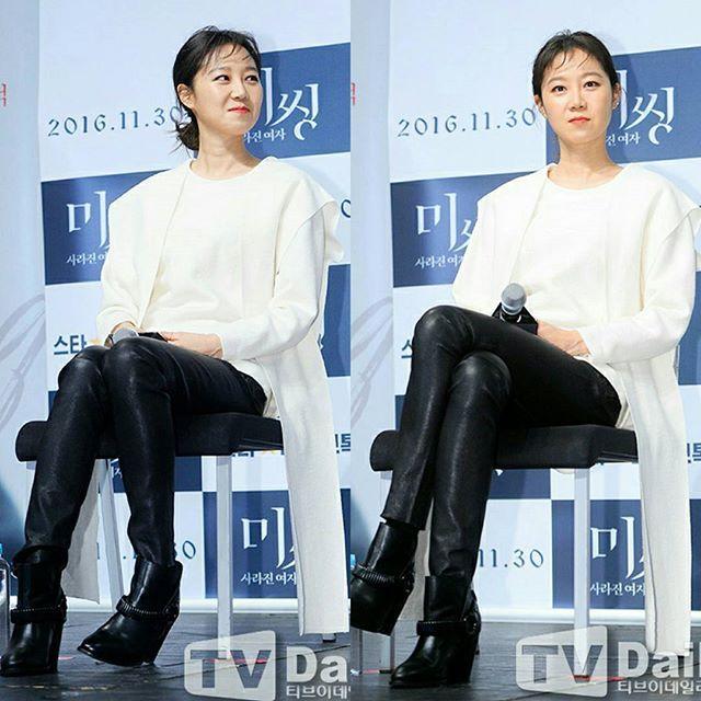 CGV Star Live Talk ~ #konghyojin#gonghyojin#gongvely#kongvely#공효진#孔孝真 #コンヒョジン#missing#missinglostwoman