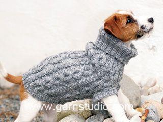 """El puesto de observación / CAE 102-43 - GOTAS capa del perro en """"Karisma"""" Punto de Irlanda - modelo libre por GOTAS Diseño"""