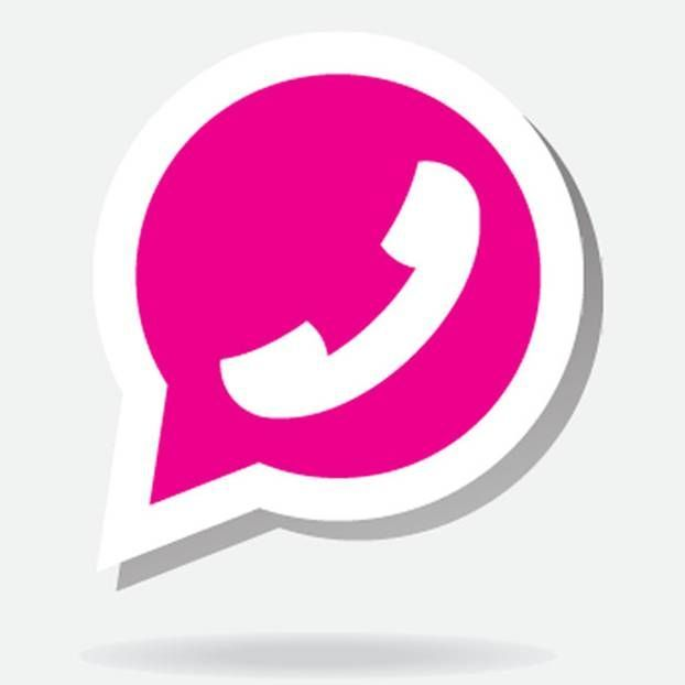 Whatsapp In Pink With This Trick You Change The Color Of