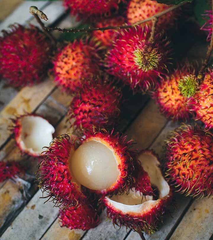13 Amazing Health Benefits Of Rambutan