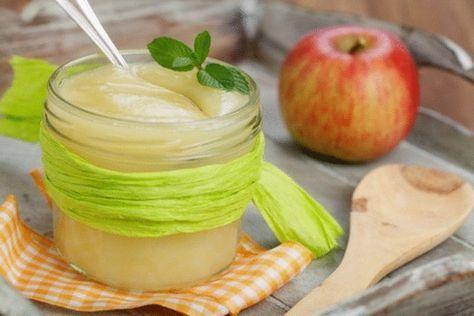 Яблочный соус — прекрасное дополнение к блюдам из свинины, утки игуся, а также к блинам и оладьям. Базовыйрецепт яблочного соуса можно изменять
