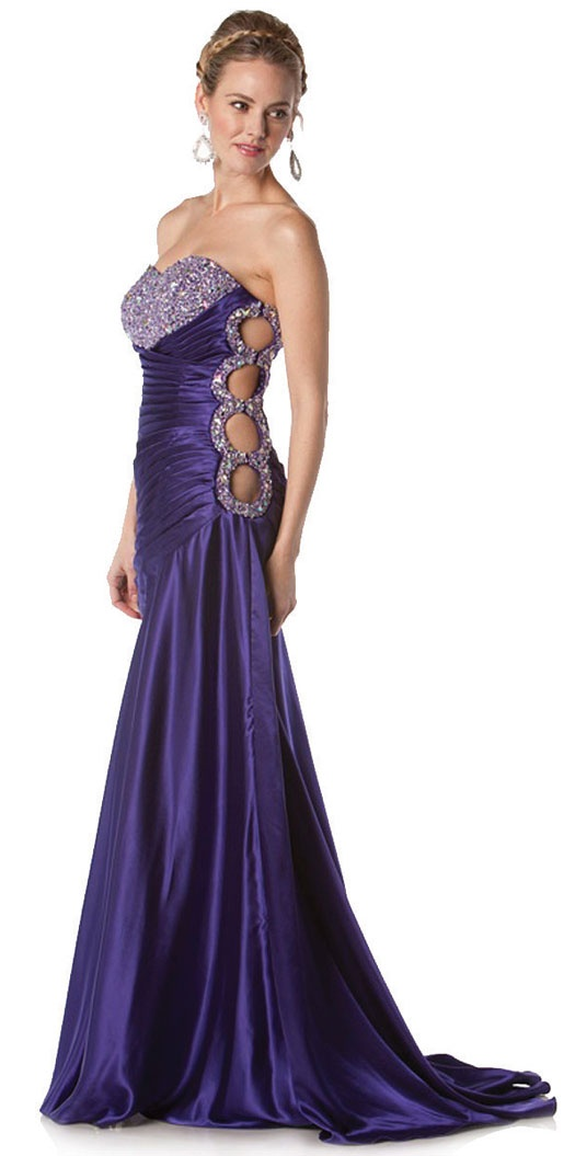 46 best vestidos de graduacion images on Pinterest | Evening gowns ...