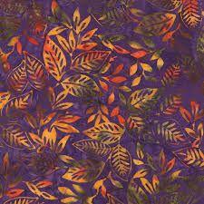 Tiger Lily Batiks (4331 27) // Juberry Fabrics