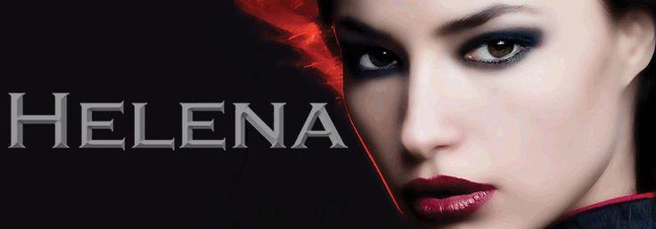 #romanzo #ebook #libri #urbanfantasy #vampiri #hunter #huntress #emergenti http://www.amazon.it/Helena-Ornella-Calcagnile-ebook/dp/B00BEASBHE