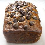 Chocolate Chip Banana Bread is simple, quick and easy recipe for super moist and flavorful homemade banana bread. No mixer required, just a few ingredients