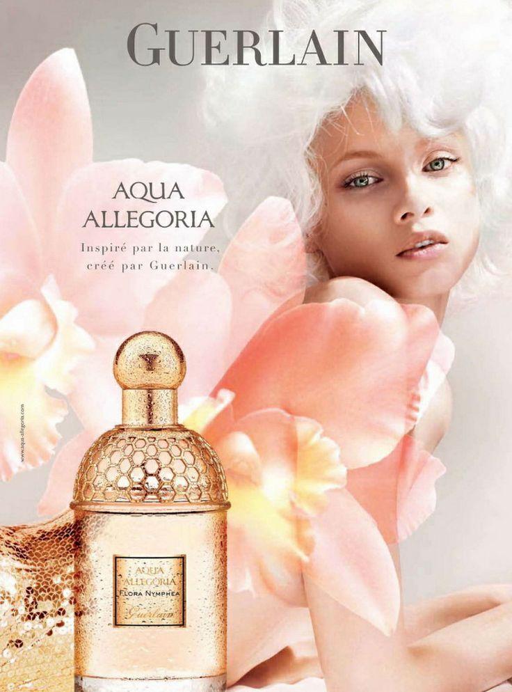 Images de Parfums - Guerlain : Aqua Allegoria