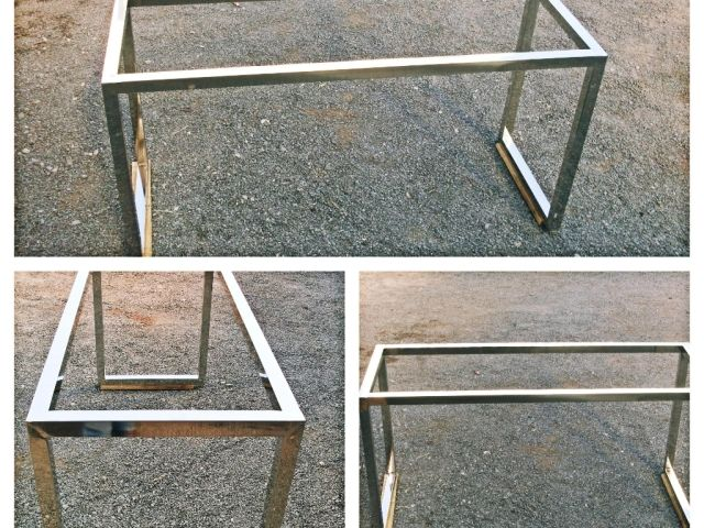 Dining Table Iron Legs Images Spyder SS