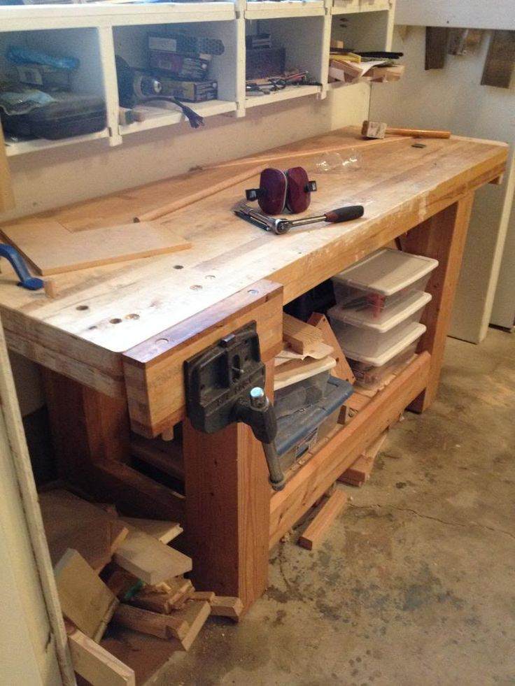 Holtzapffel Bench Part - 46: WoodNet Forums: What Do You Think Of Paul Sellers Workbench?