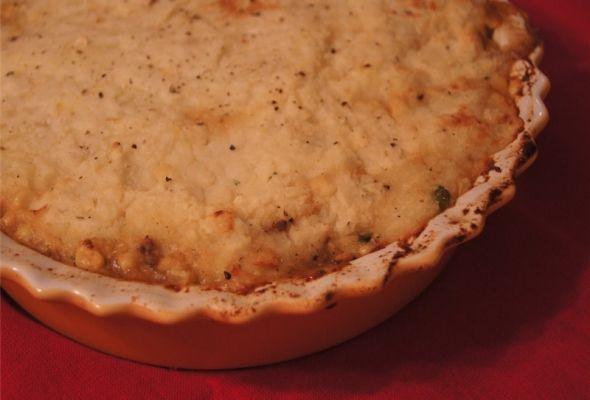 Shepard's Pie Lightened Up (sub ground turkey to make even lighter ...