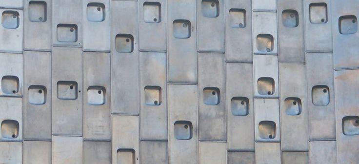 Recycloop by Superuse studios  aanrechtbladen voor een paviljoen in Utrecht 2009