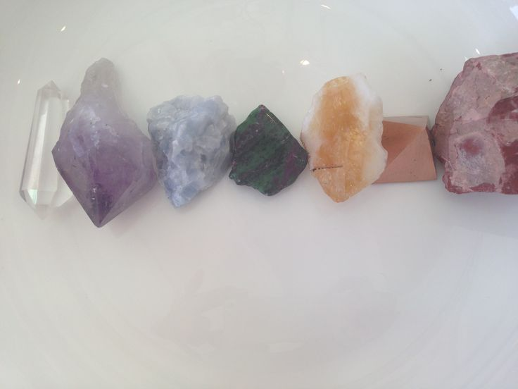 crystals_chakra_placement_Venustus_Intuitive_Body_Massage
