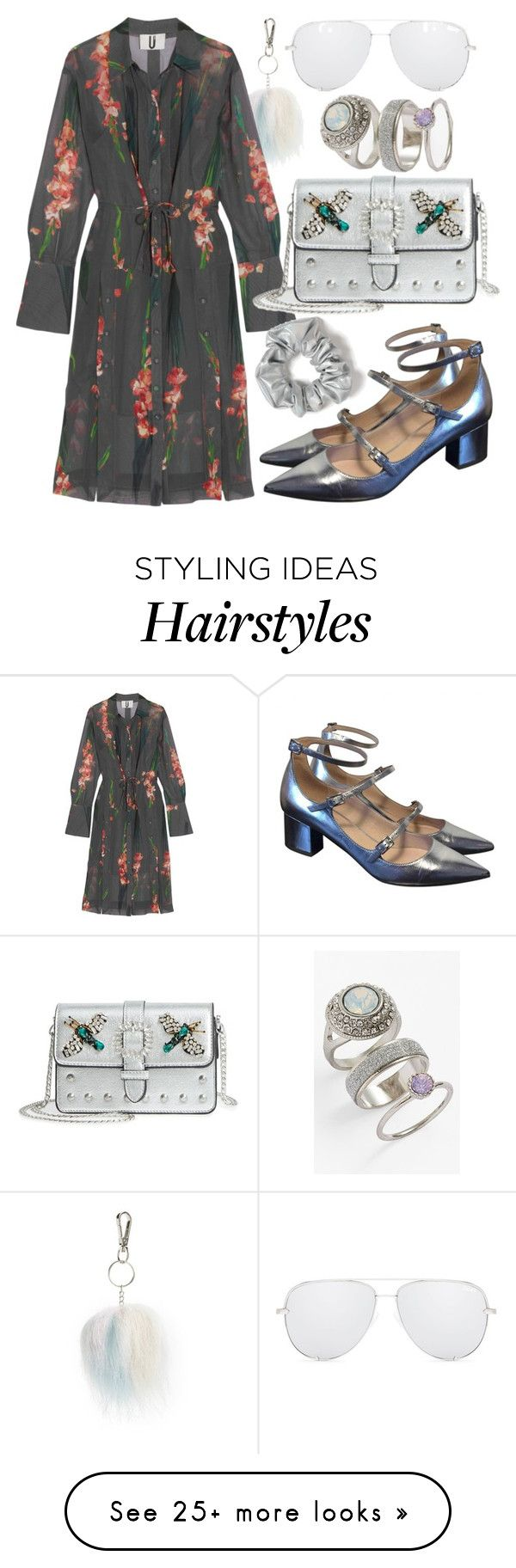 """""""#PolyPresents: Party Dresses"""" by farrahdyna on Polyvore featuring Topshop, Topshop Unique, contestentry and polyPresents"""
