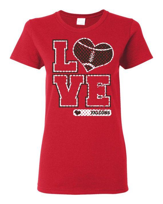 74 best my team atlanta falcons images on pinterest for Atlanta custom t shirts